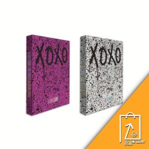 1st Album JEON SOMI XOXO X Ver o O Ver