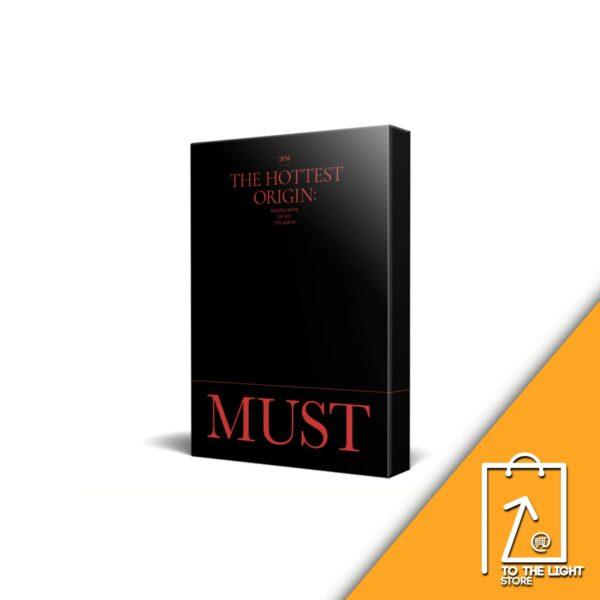 2PM 2PM THE HOTTEST ORIGIN MUST MAKING BOOK