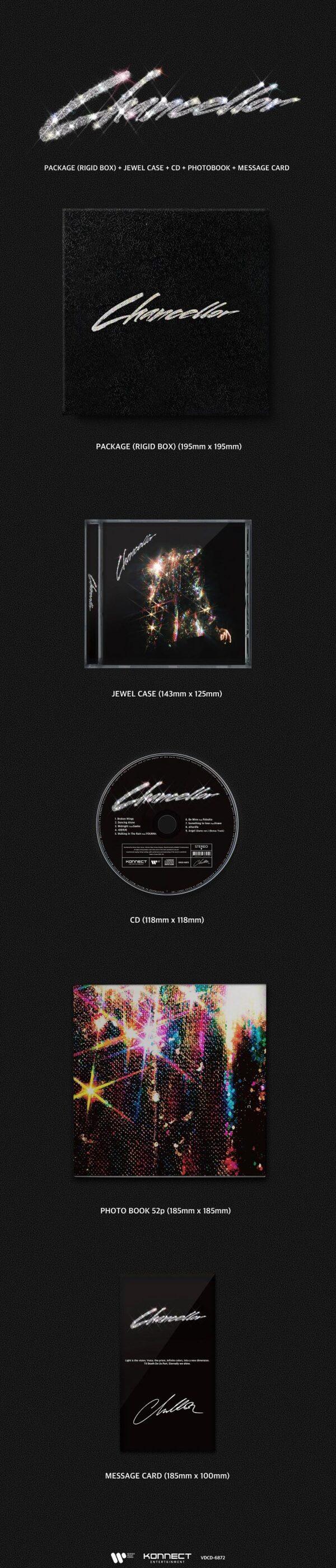 2nd Album de Chancellor – Chancellor
