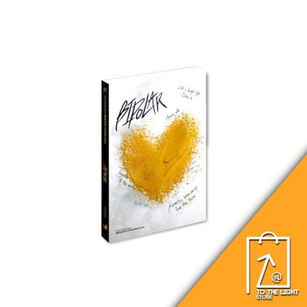 2nd Album de EPEX Bipolar Pt.2 Prelude of Love COMPANION Ver.