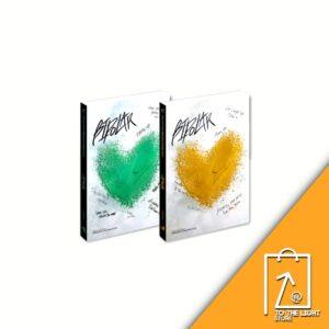 2nd Album de EPEX Bipolar Pt.2 Prelude of Love SET Ver.