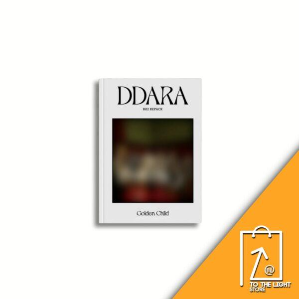 2nd Album de Golden Child Repackage DDARA A Ver.