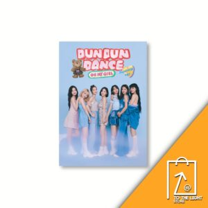 2nd SINGLE ALBUM OHMYGIRL OH MY GIRL JAPAN「Dun Dun Dance」