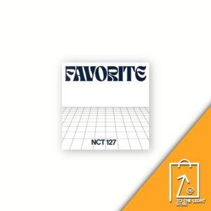 3rd Album de NCT 127 Repackage Favorite Kit Ver. Random Ver.