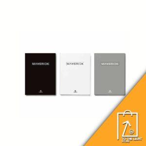 3th THE BOYZ Single Album MAVERICK DOOM Ver MOOD Ver o STORY BOOK Ver.