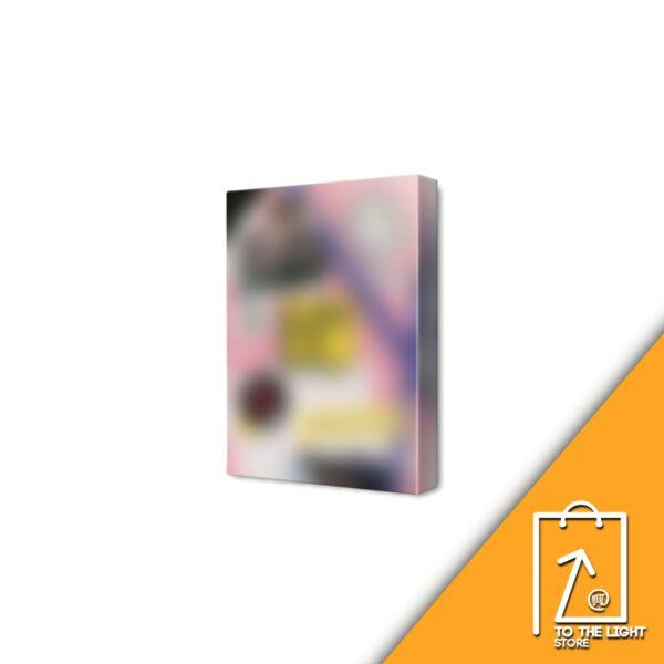4th Mini Album de LEE JIN HYUK UP10TION CtrlV Note Ver.