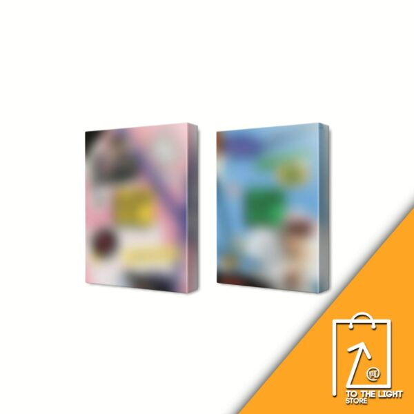 4th Mini Album de LEE JIN HYUK UP10TION CtrlV Note Ver. o None Ver.