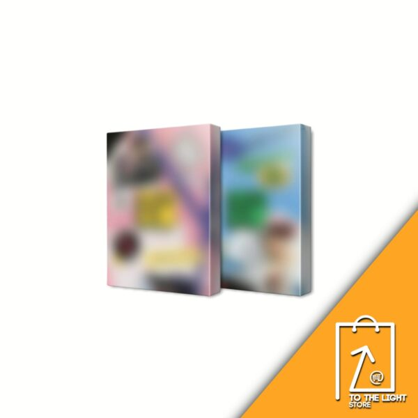 4th Mini Album de LEE JIN HYUK UP10TION CtrlV SET Ver.