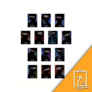 9th Mini Album de Seventeen Attacca CARAT Ver. Random Ver