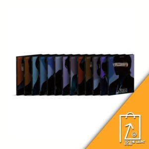 9th Mini Album de Seventeen Attacca CARAT Ver. SET Ver