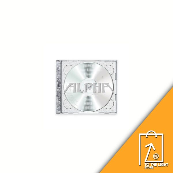 Album de CL ALPHA Color Ver.
