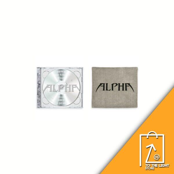 Album de CL ALPHA Color Ver. o Mono Ver.
