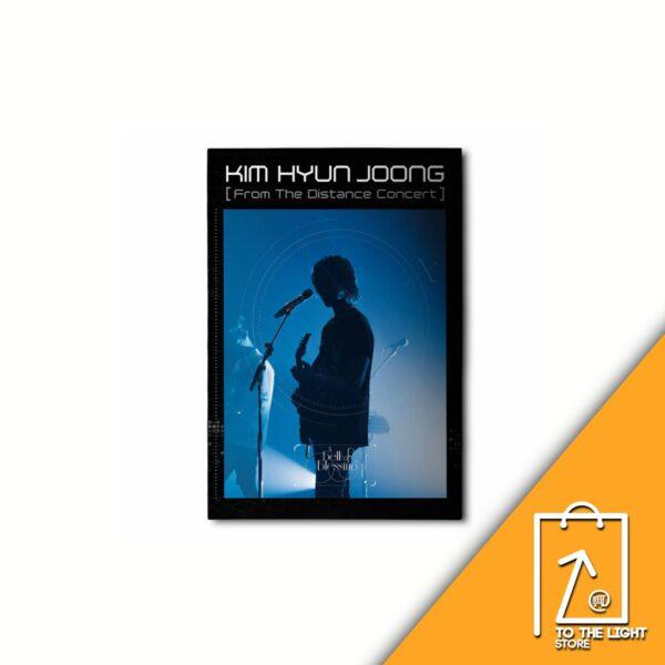 Kim Hyun Joong From The Distance Concert DVD